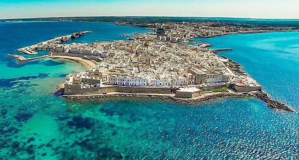 Gallipoli , Salento